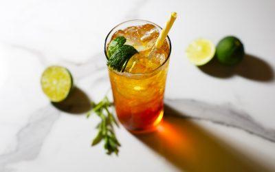Bajan Gin & Tonic